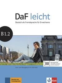 DAF LEICHT B1.2 - LIVRE + CAHIER + DVD-ROM
