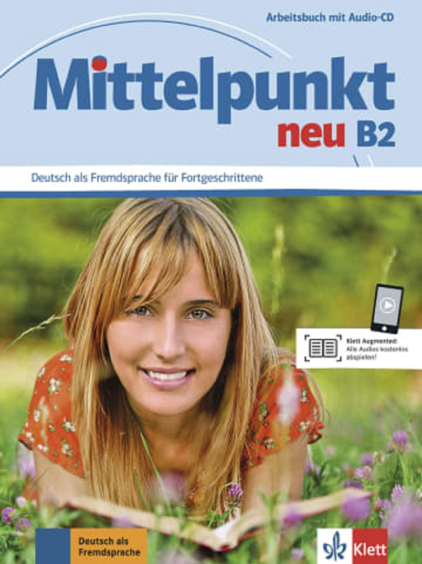 MITTELPUNKT B2 CAHIER EXERCICES+CD NED