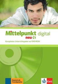 MITTELPUNKT NEU C1 - MANUEL NUMERIQUE DVD-ROM