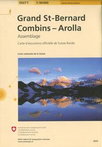 GRAND ST BERNARD COMBINS - AROLLA