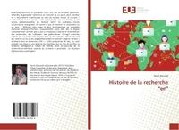 """HISTOIRE DE LA RECHERCHE """"EN"""""""