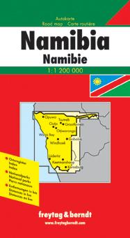 *NAMIBIE