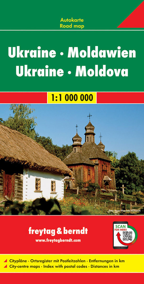 UKRAINE - MOLDAVIE