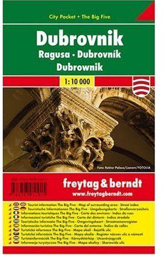 DUBROVNIK CITY POCKET