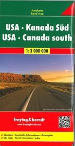 USA CANADA SUD
