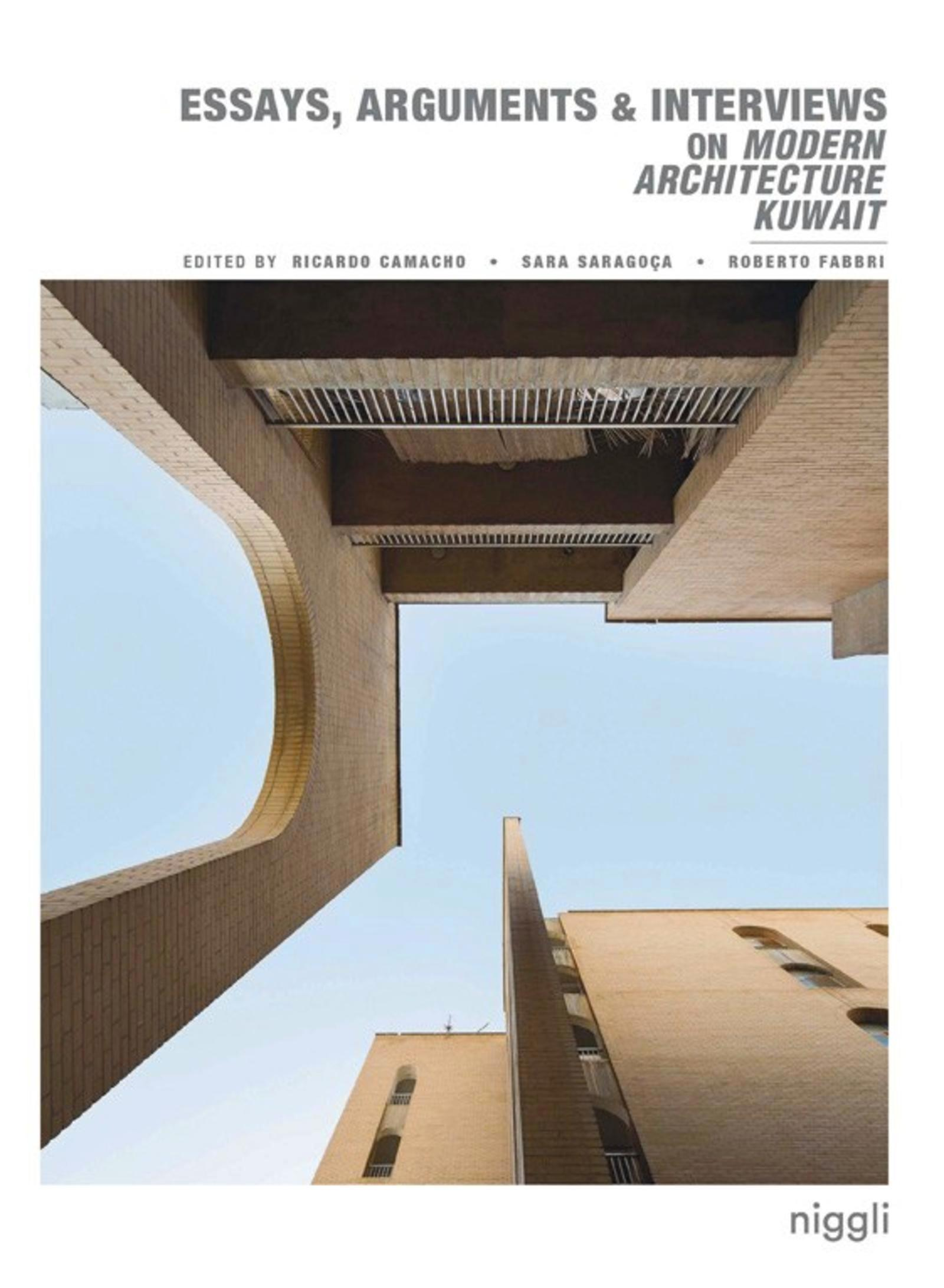 ESSAYS  ARGUMENTS AND INTERVIEWS ON MODERN ARCHITECTURE KUWAIT  VOL 2
