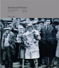GERHARD RICHTER CATALOGUE RAISONNE VOL. 1 - 1962-1968 /ANGLAIS/ALLEMAND
