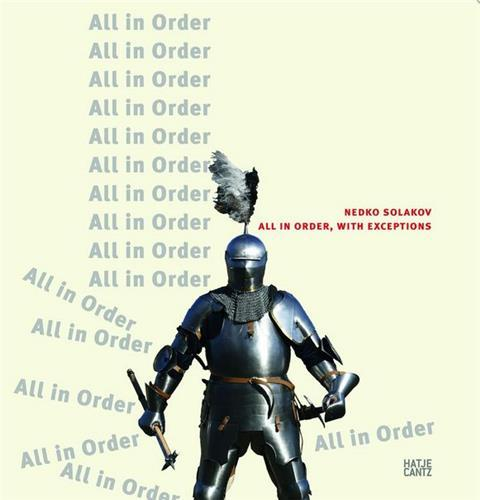 NEDKO SOLAKOV THE EXCEPTIONS (FROM ALL IN ORDER, WITH EXCEPTIONS) /ANGLAIS