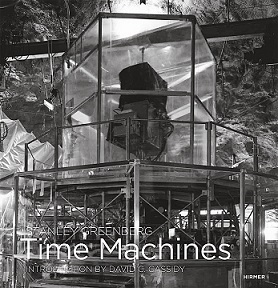 STANLEY GREENBERG TIME MACHINES /ANGLAIS