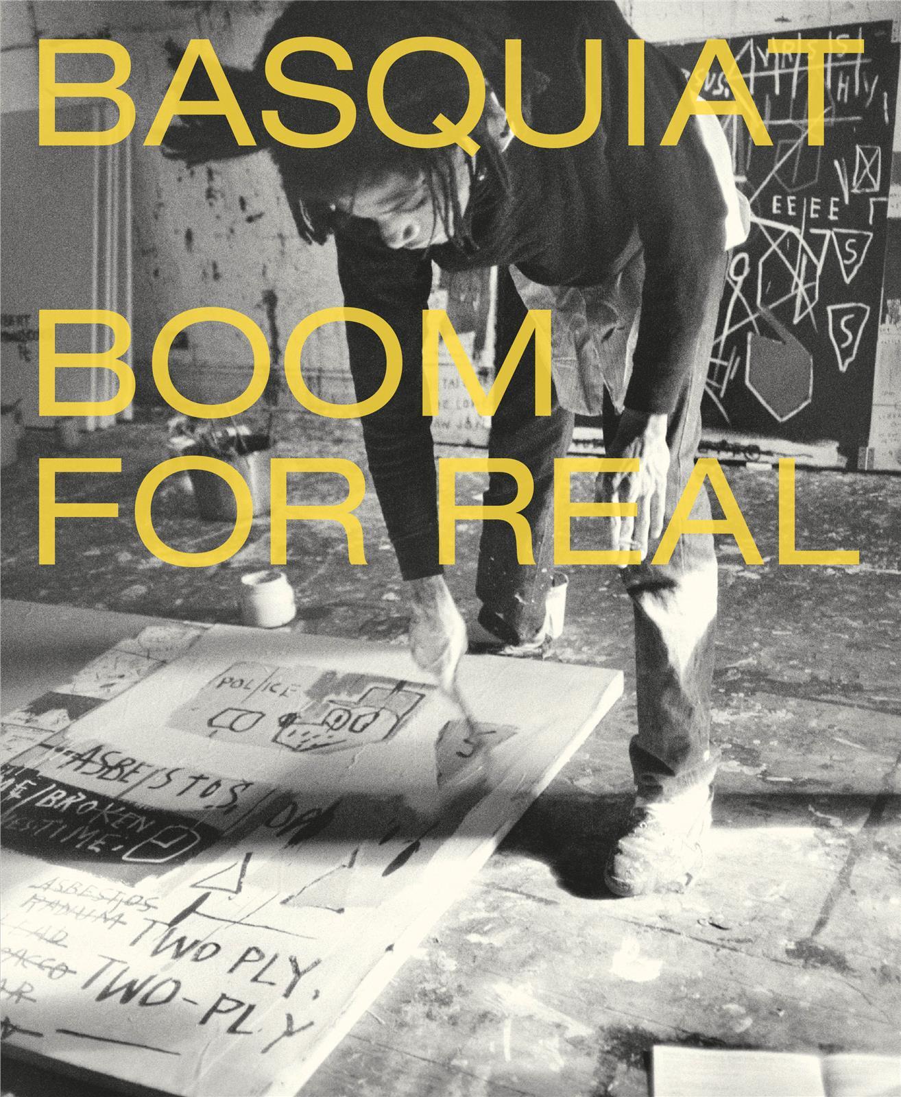 BASQUIAT BOOM FOR REAL /ANGLAIS