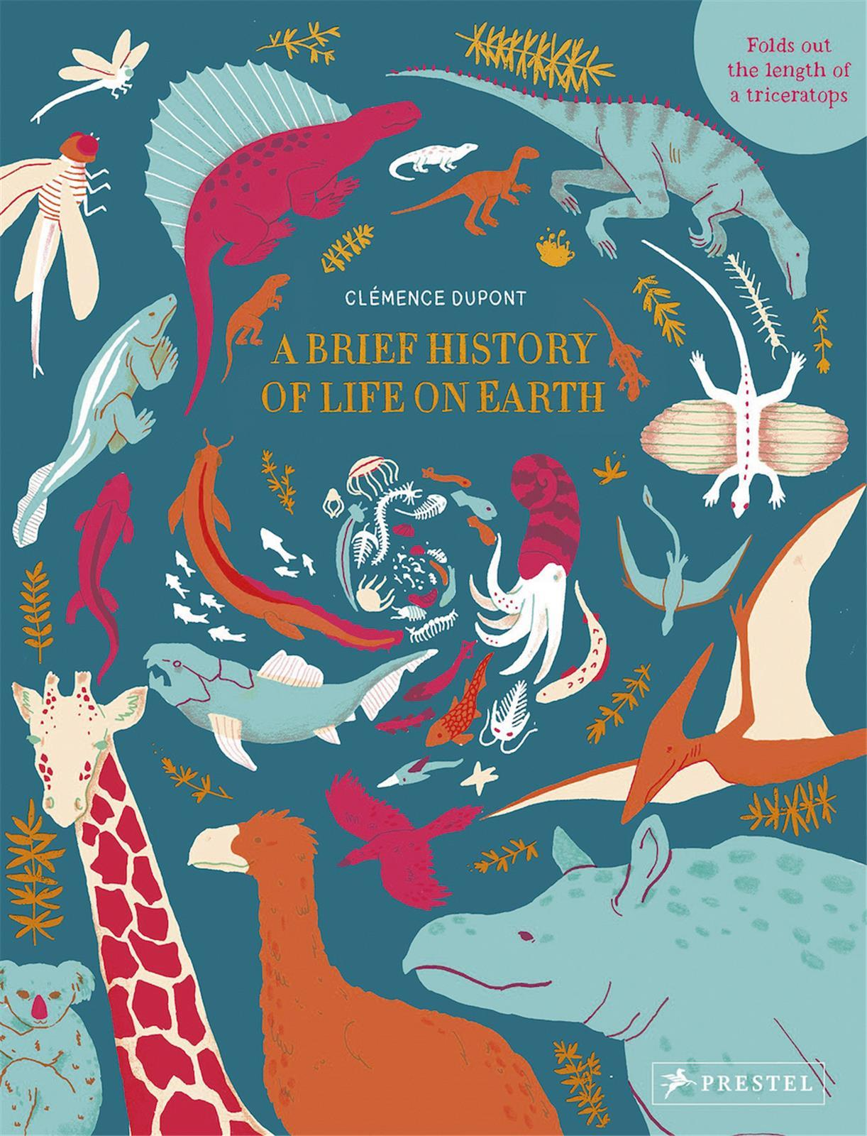 A BRIEF HISTORY OF LIFE ON EARTH /ANGLAIS