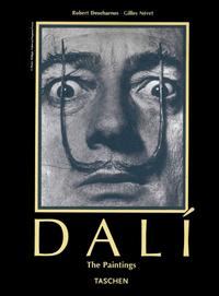 DALI - THE PAINTINGS-ANGLAIS - MI