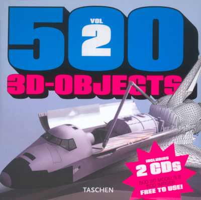 VA-500 3D OBJECTS VOL II