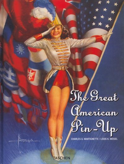 MI-GREAT AMERICAN PIN-UP