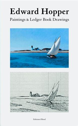 EDWARD HOPPER PAINTINGS AND LEDGER BOOK DRAWINGS /ANGLAIS