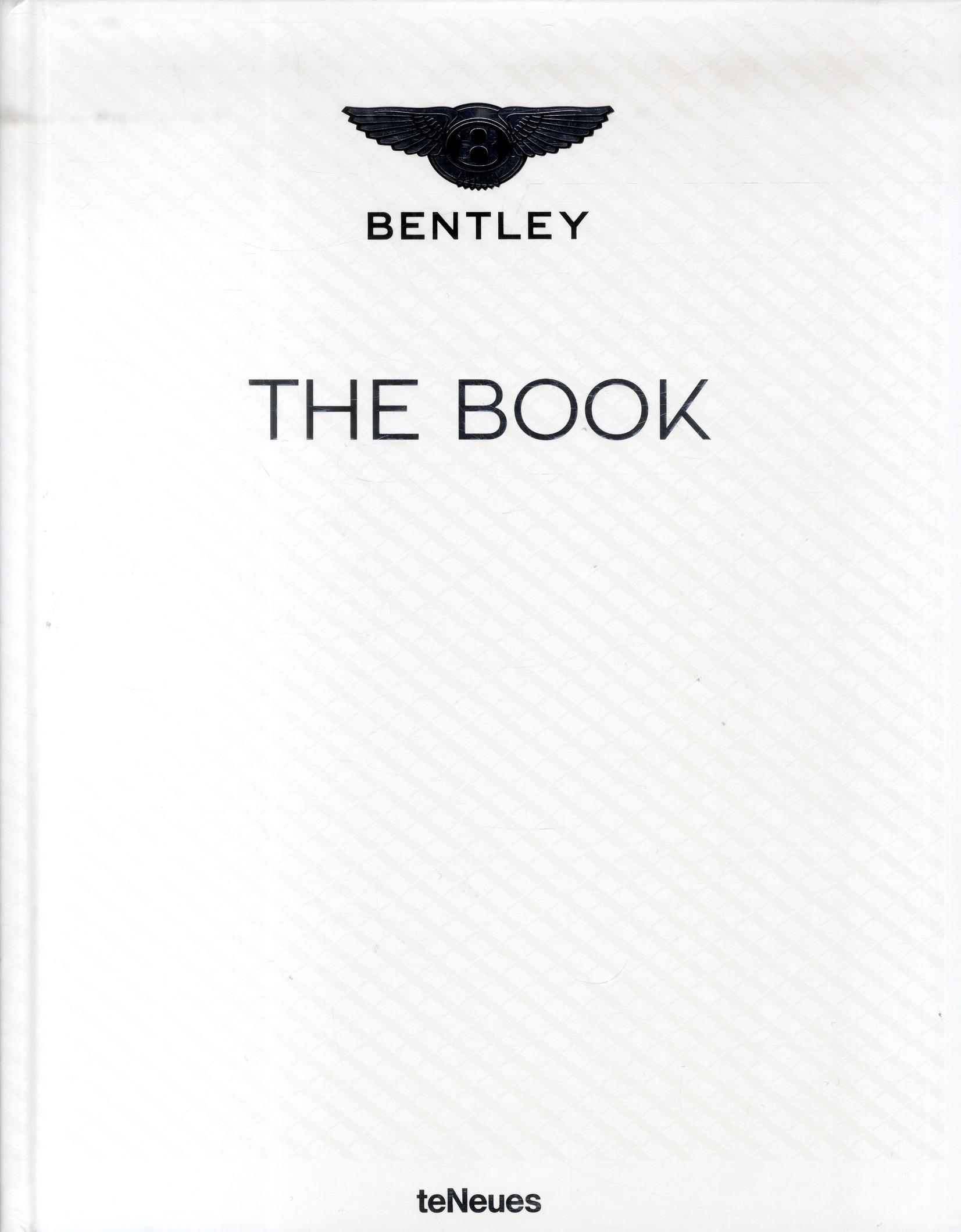 PURE BENTLEY BOOK