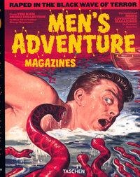 VA-25 MEN S ADVENTURE MAGAZINE