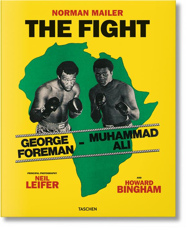 CE-NORMAN MAILER. THE FIGHT - ANGLAIS