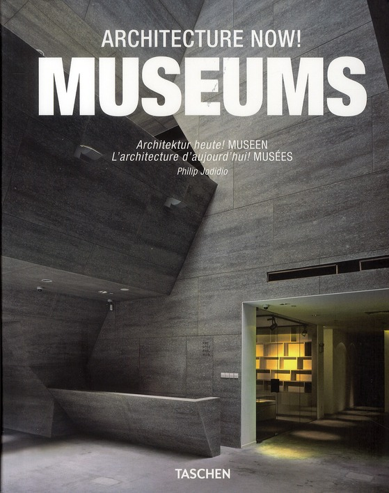 MI-ARCHITECTURE NOW ! MUSEUMS