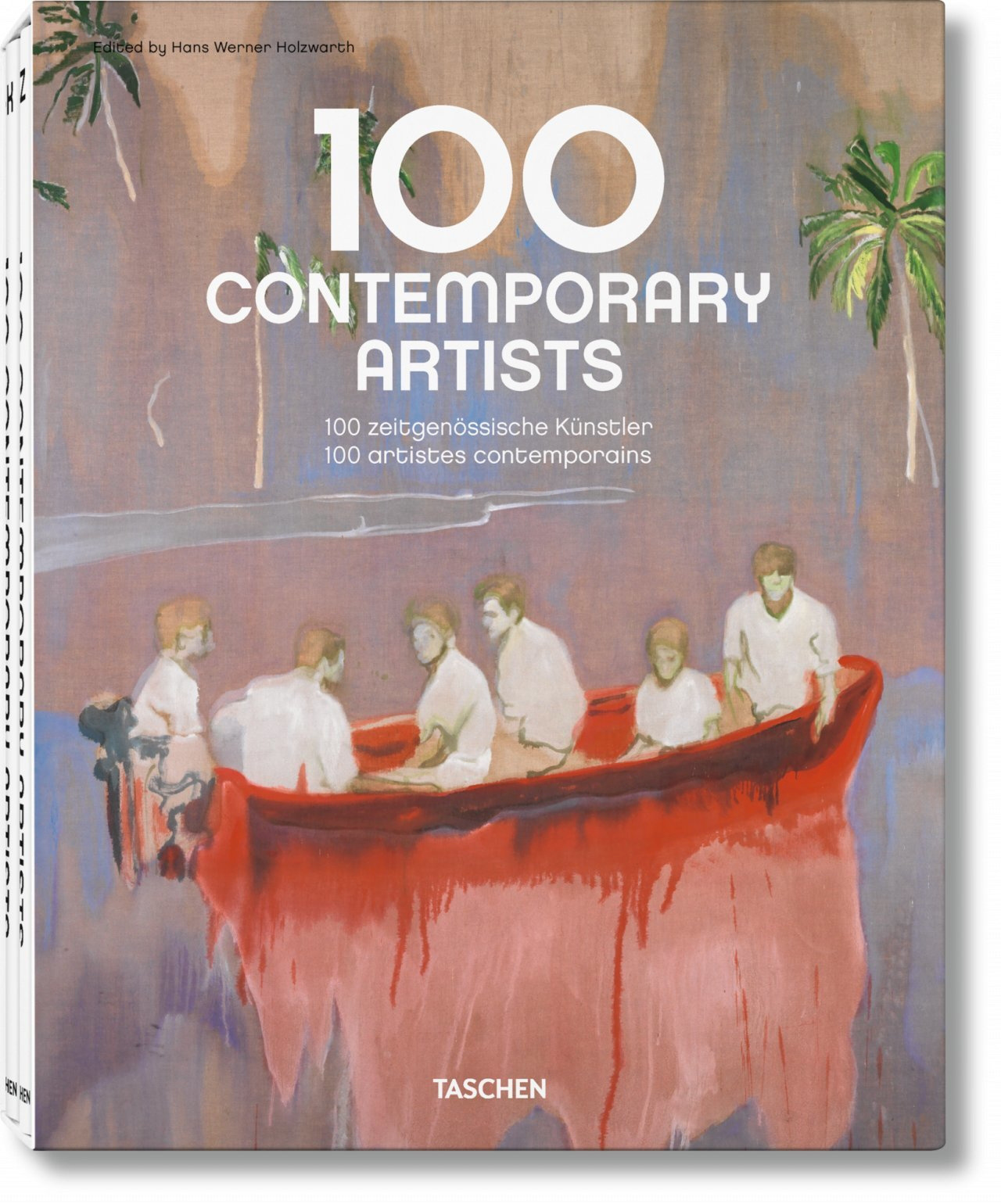 JU-25 100 CONTEMPORARY ARTISTS