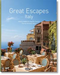 JU-GREAT ESCAPES ITALY-TRILINGUE