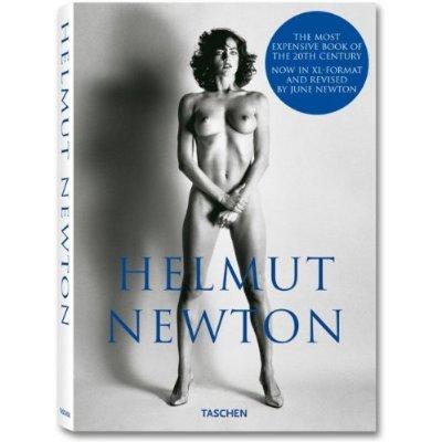 XL-HELMUT NEWTON. SUMO. REVISED BY JUNE NEWTON - ITALIEN, ESPAGNOL, PORTUGAIS