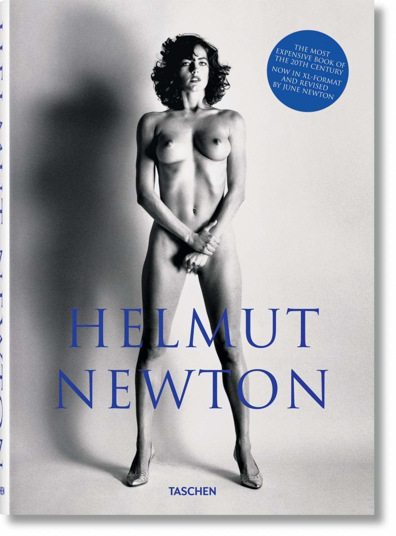 HELMUT NEWTON. SUMO. REVISED BY JUNE NEWTON
