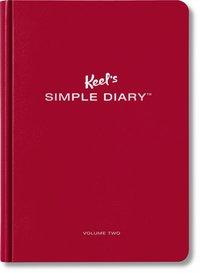 VA-KEEL SIMPLE DIARY II DARK R