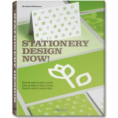 VA-STATIONERY DESIGN NOW! - ITALIEN - ESPAGNON - PORTUGAIS