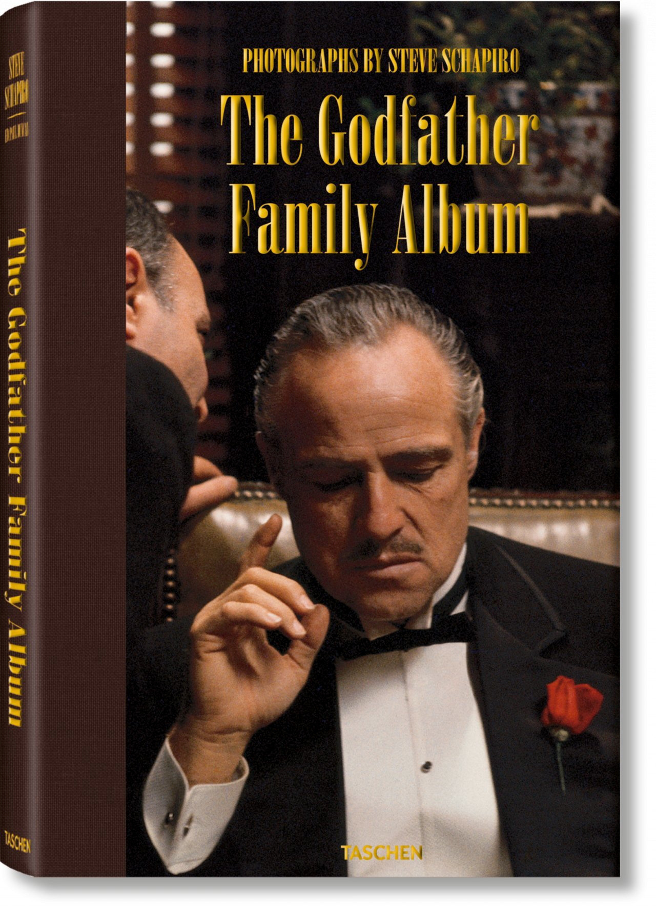 JU-GODFATHER FAMILY ALBUM TRADE ED
