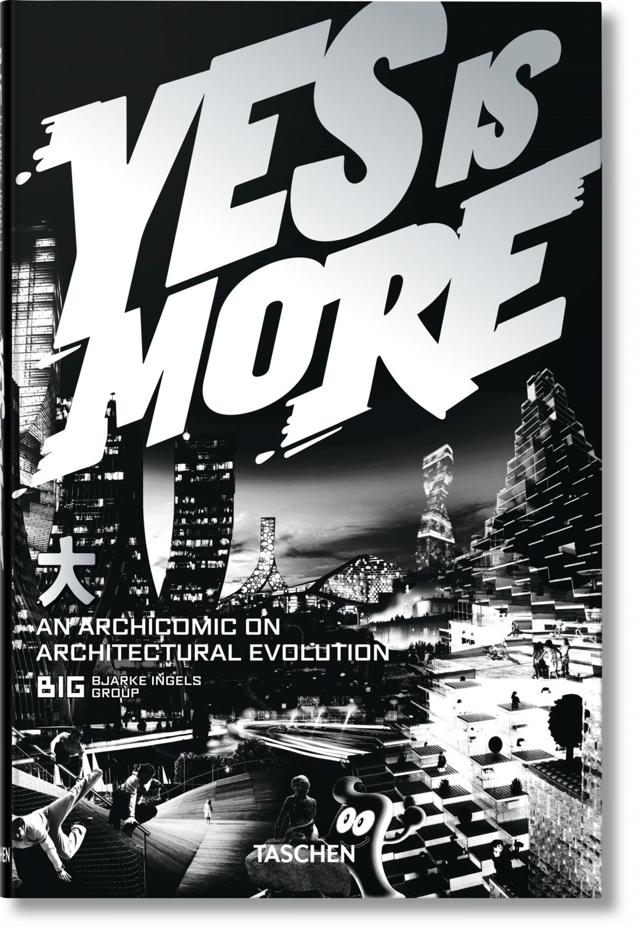 VA-YES IS MORE. AN ARCHICOMIC-ANGLAIS