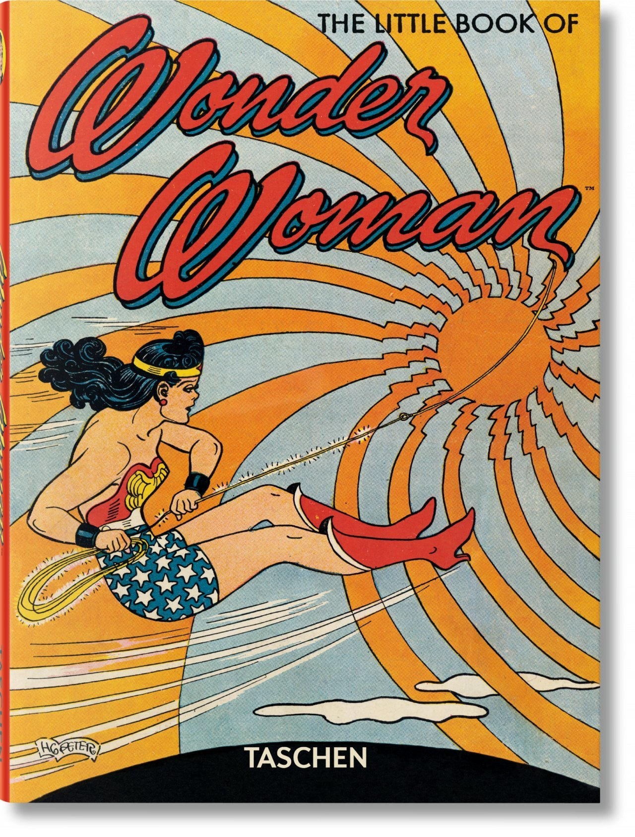 PI-DC COMICS, WONDER WOMAN-TRILINGUE