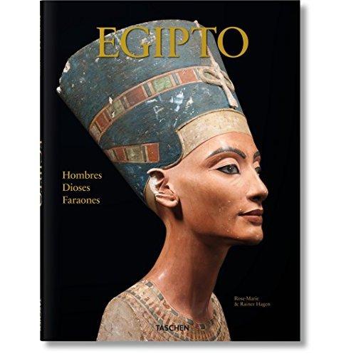 JU-EGYPTE, LES HOMMES, LES DIEUX, LES PHARAONS -ESPAGNOL-