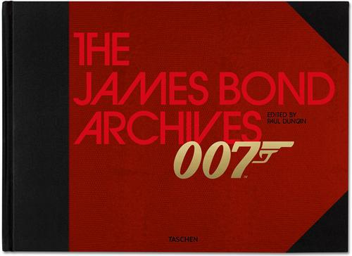 XL-JAMES BOND ARCHIVES