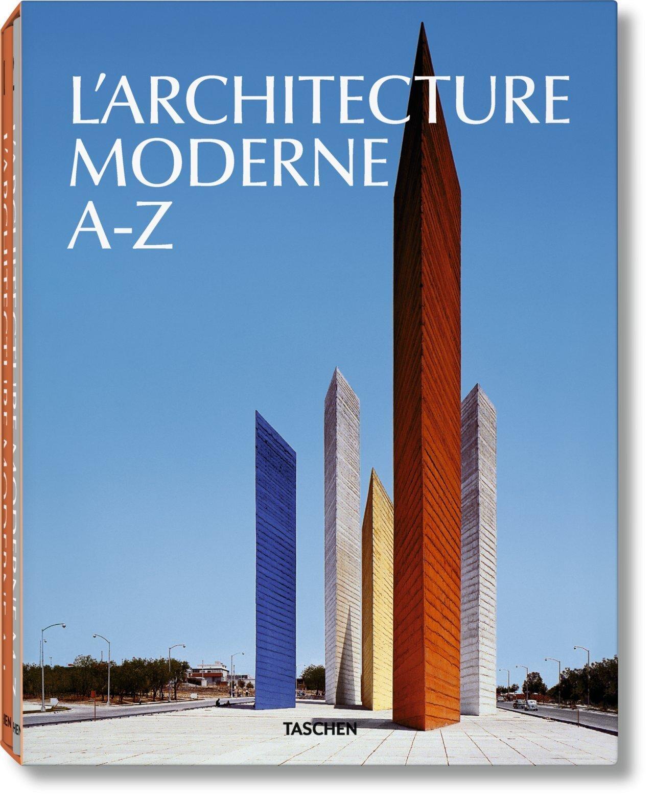 JU-GO ARCHITECTURE MODERNE A-Z, 2 VOL.