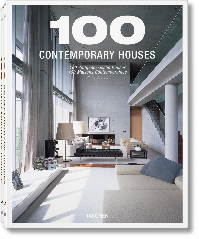 100 CONTEMPORARY HOUSES - JU