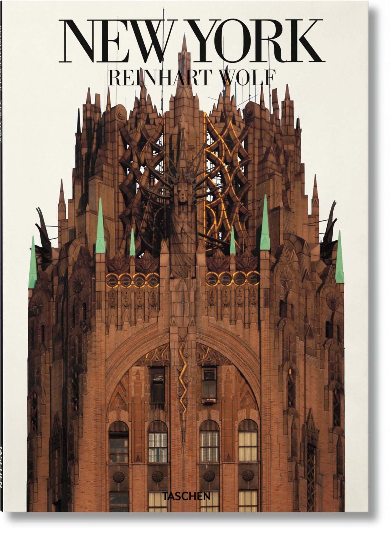FO-WOLF, NEW YORK, SECONDE EDITION