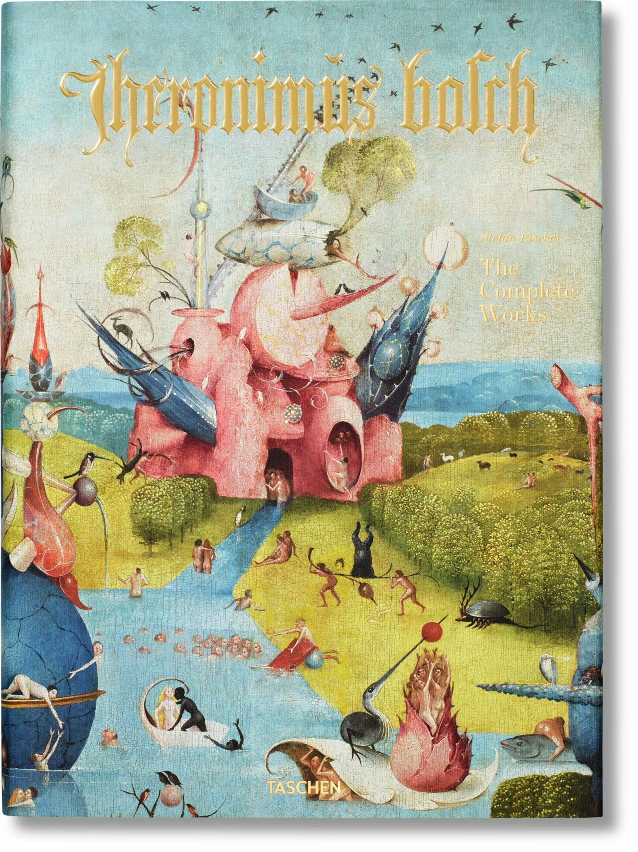 XL-HIERONYMUS BOSCH - L'OEUVRE COMPLET