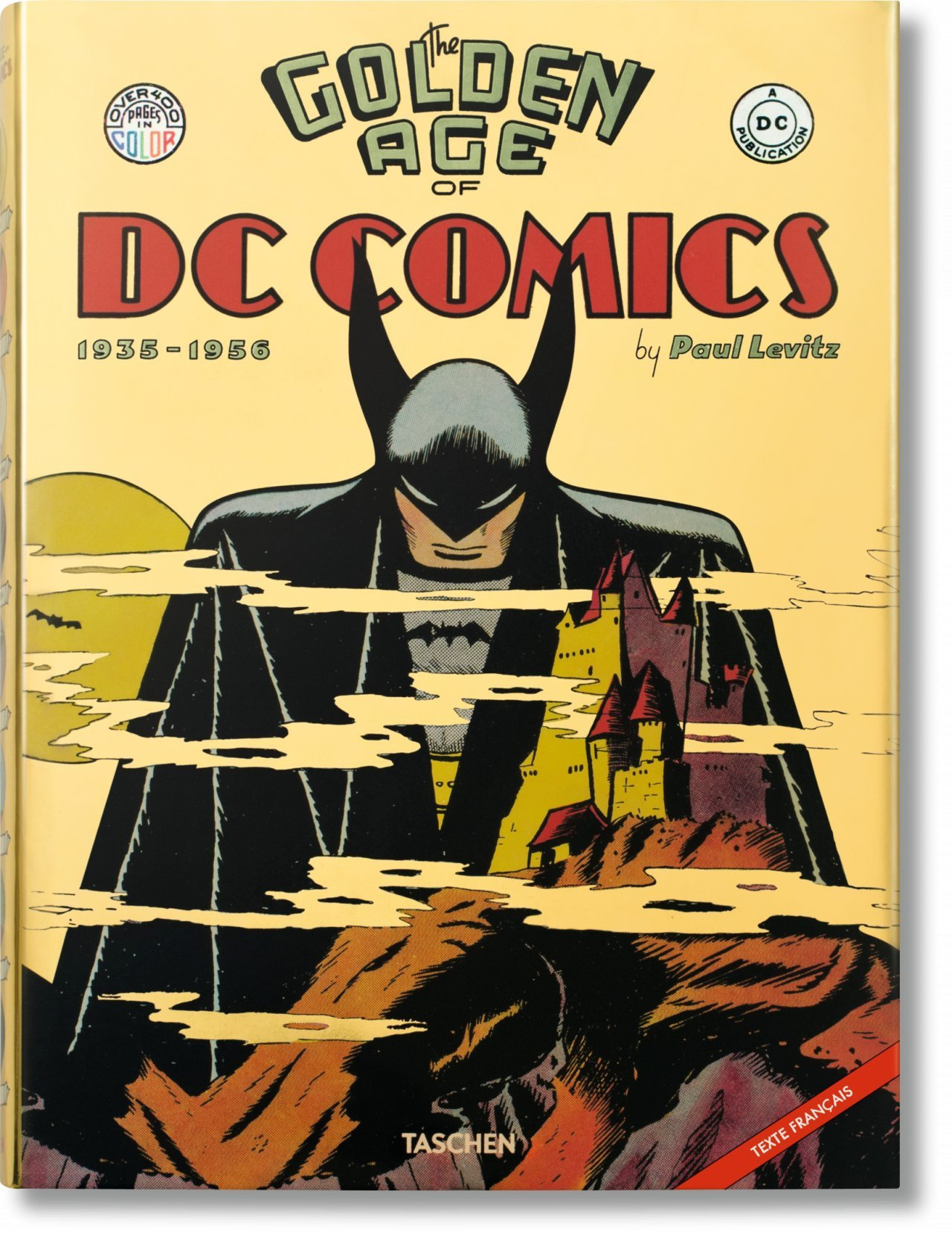 VA-DC COMICS VOL1 GOLDEN AGE