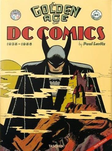 THE GOLDEN AGE OF DC COMICS - VA