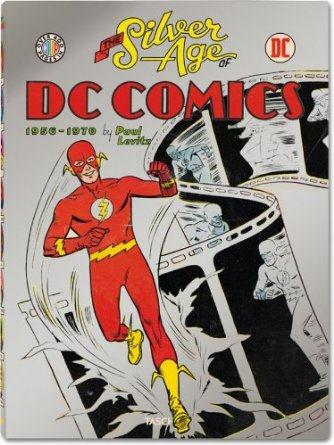 THE SILVER AGE OF DC COMICS - VA