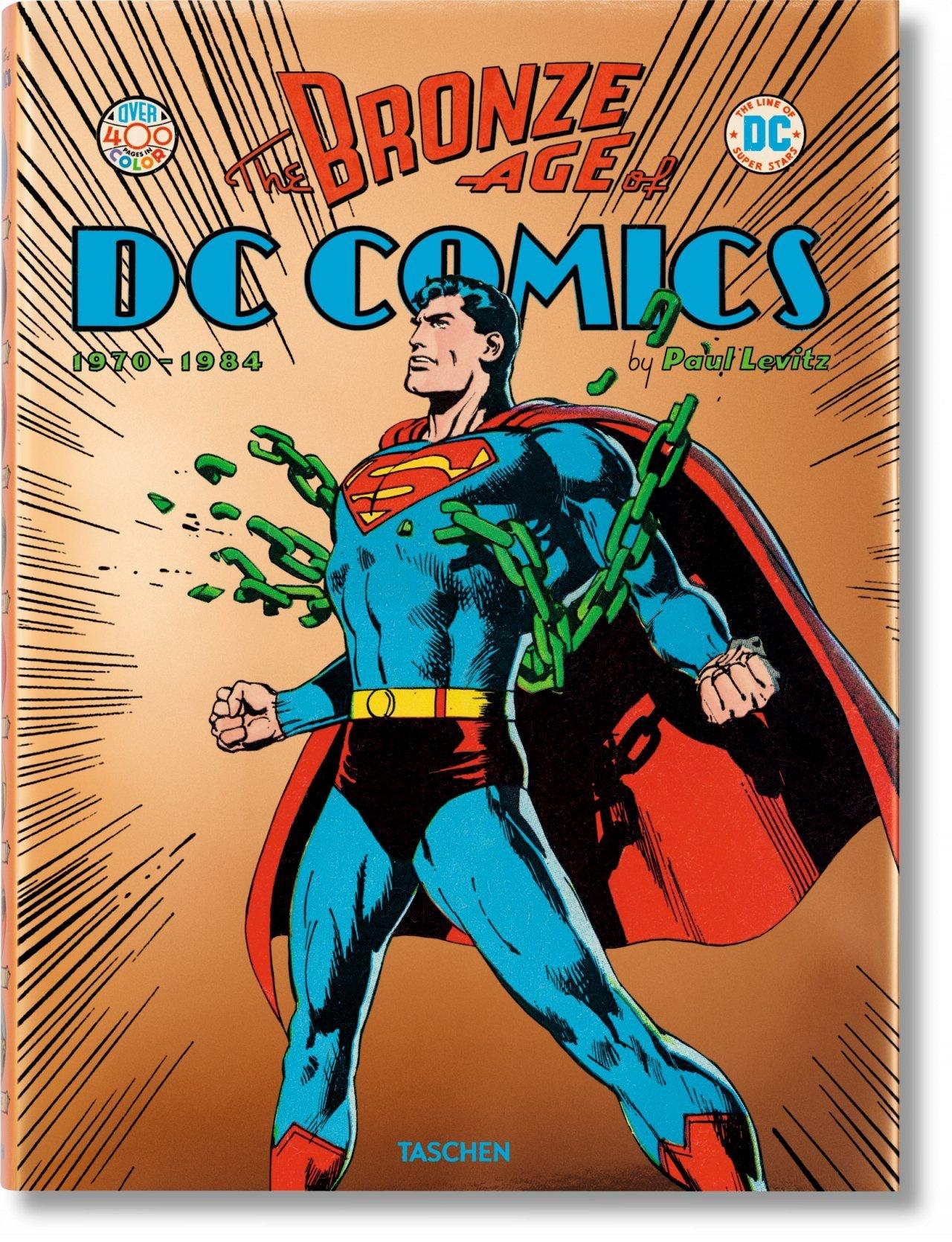 NA-DC COMICS, BRONZE AGE - 1970-1984 - ANGLAIS -