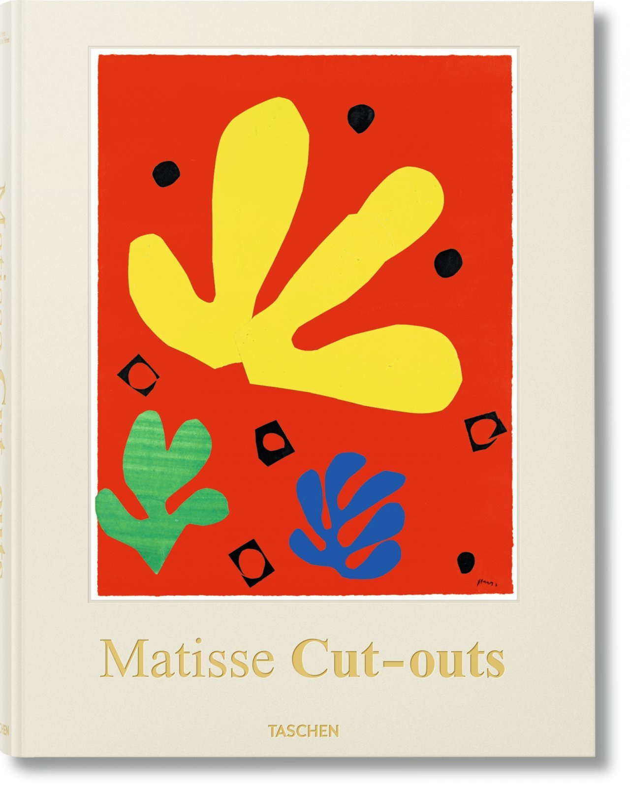 VA-MATISSE, CUT-OUTS -ANGLAIS-