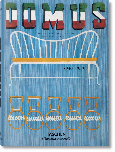 BU-DOMUS 1940S-TRILINGUE