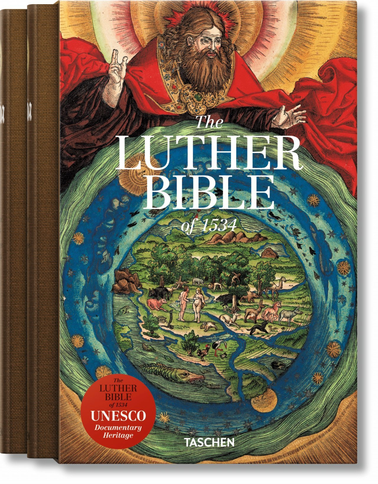 VA-LUTHER BIBLE, 2ND ED. ANGLAIS-ANGLAIS