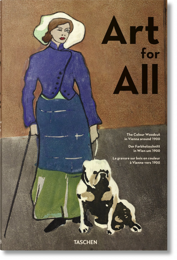 VA-ART FOR ALL - LA GRAVURE SUR BOIS EN COULEUR A VIENNE VERS 1900