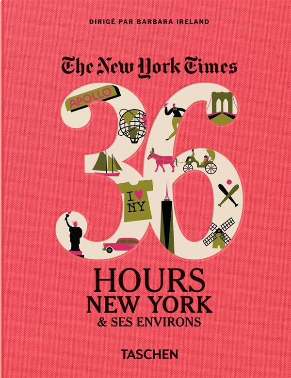 VA-THE NEW-YORK TIMES, 36 HOURS NEW-YORK - ESPAGNOL