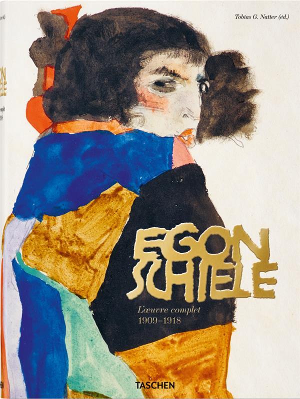 XL-EGON SCHIELE - ANGLAIS -