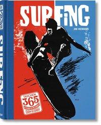 VA-TASCHEN 365, DAY-BY-DAY. SURFING
