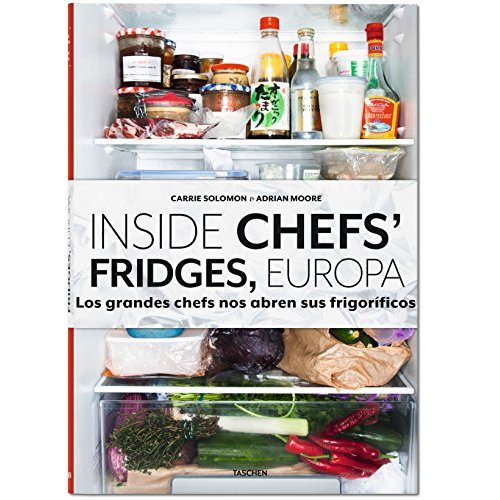 VA-INSIDE CHEFS' FRIDGES, EUROPE, - ESPAGNOL -